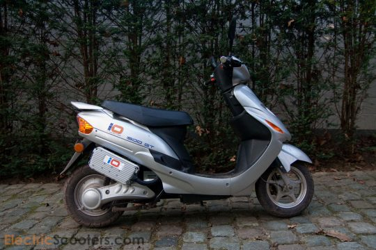 Advantages of electric scooters