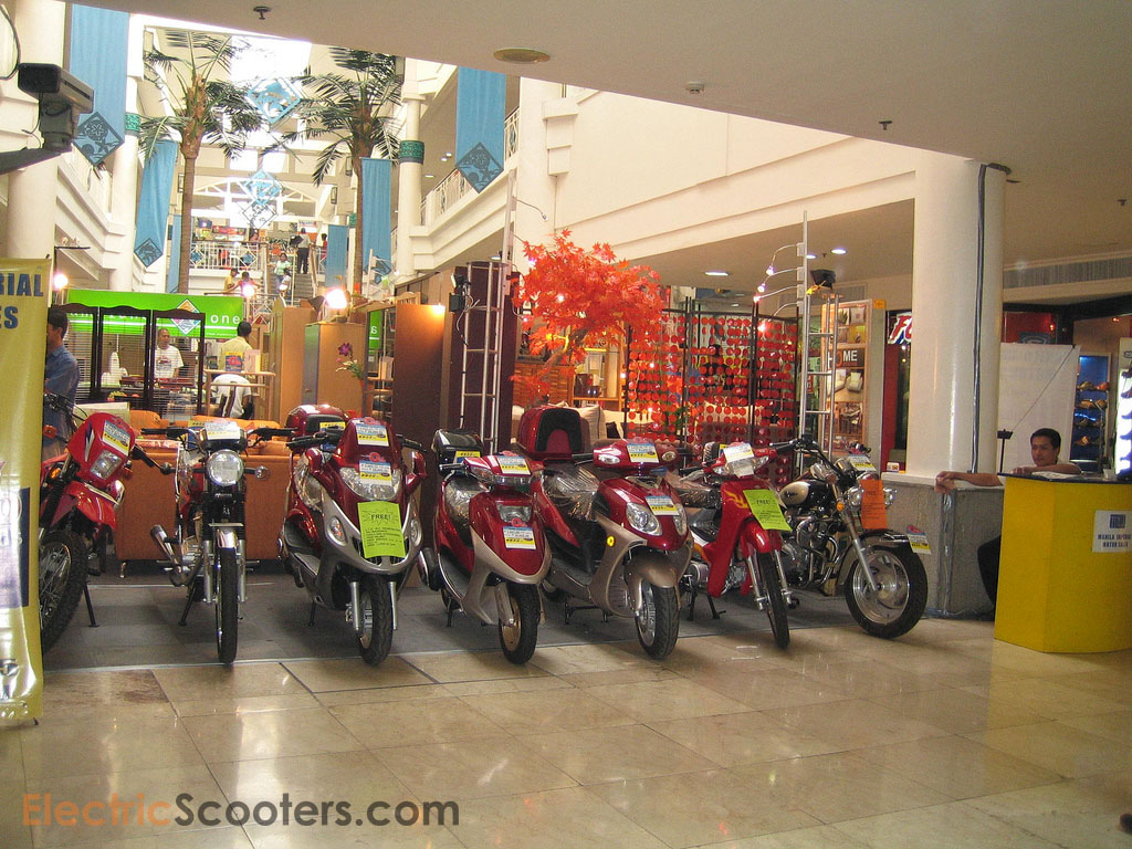 financing a new scooter