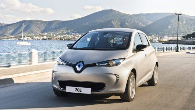 electric cars, renault zero