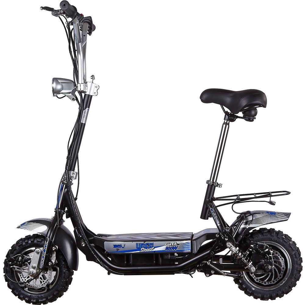 Electric Scooter With Seat >> 5 Electric Scooters With Seats Electric Scooter