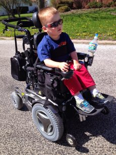 power wheelchair for kids