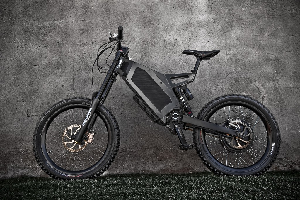 Fastest E Bike >> Stealth Brings Out The Fastest Electric Mountain Bikes Today