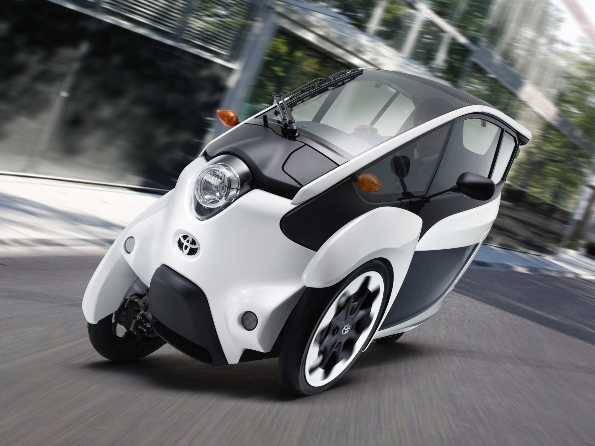 electric personal mobility vehicle