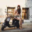 electric scooter for women