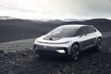 electric vehicle, faraday future, electric car, ff91