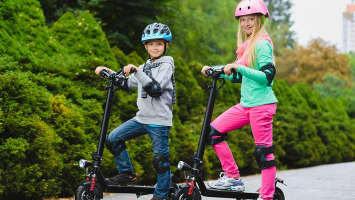 Safety in Using Electric Scooters