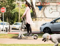 Electric Scooters in Urban Areas