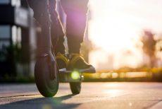 electric kick scooters company