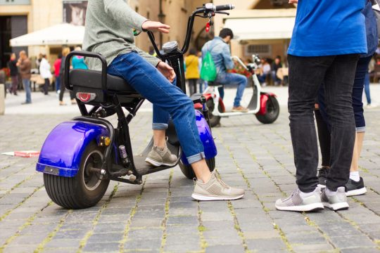 Latest Electric Scooters