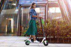 Electric Micro Mobility Scooters