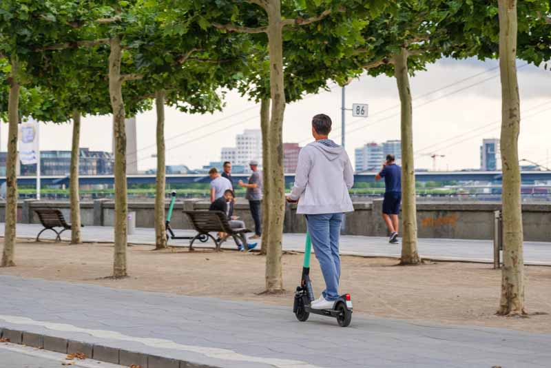 The Advantages of Electric Scooter