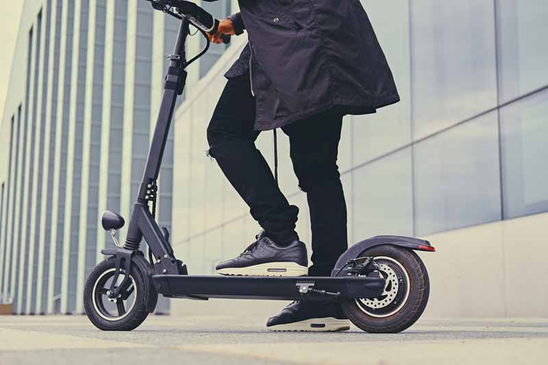 Electric Scooters for Micromobility