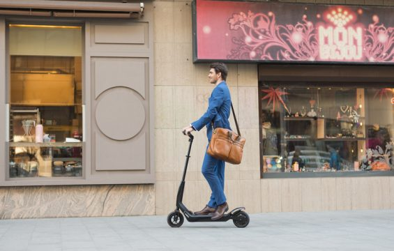 Electric Scooters Legalization in London