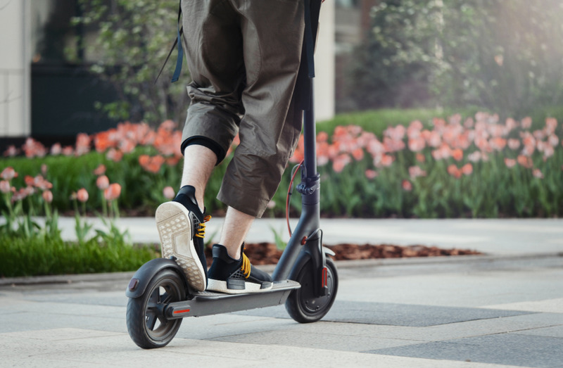 Electric e Scooters