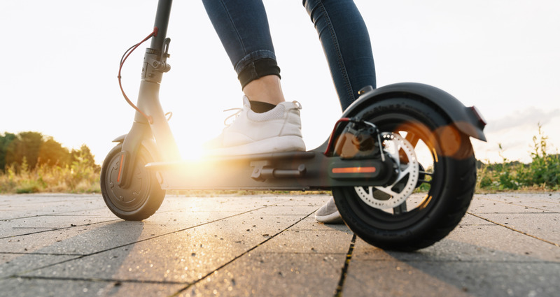 Environmental Impact of Electric Scooters