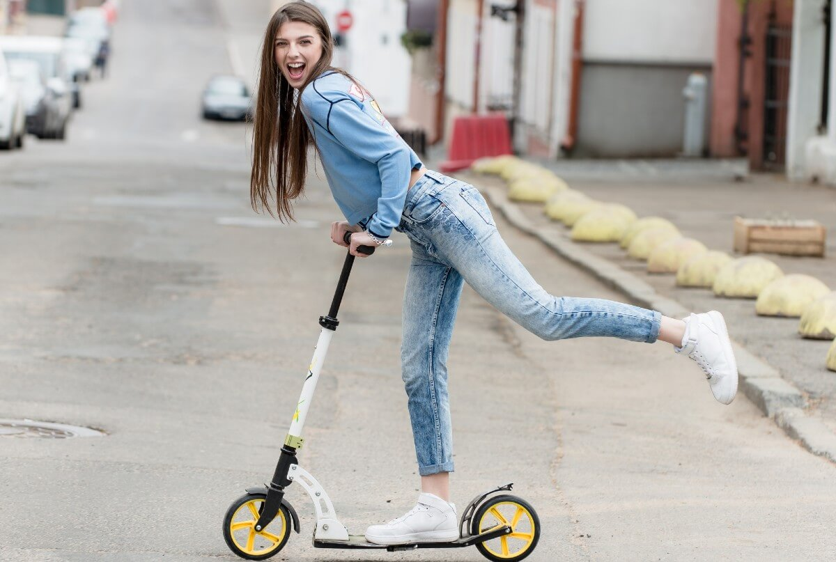 50cc Electric Scooter For Adults (1)