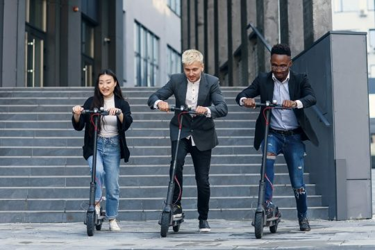 50cc Electric Scooter For Adults