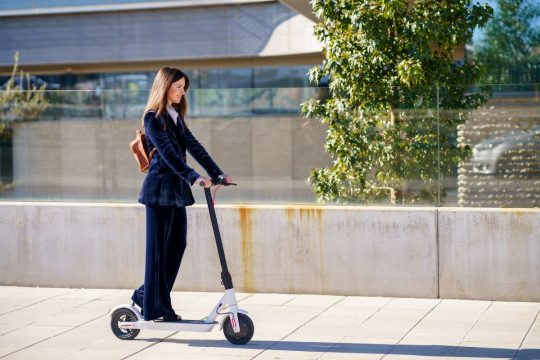 6 Best Electric Scooters For Commuting