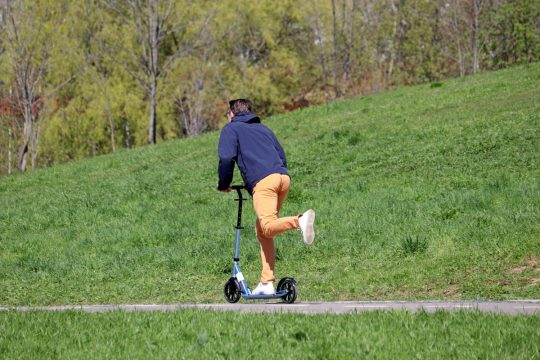 7 Best Electric Scooters for Climbing Hills Review 2021
