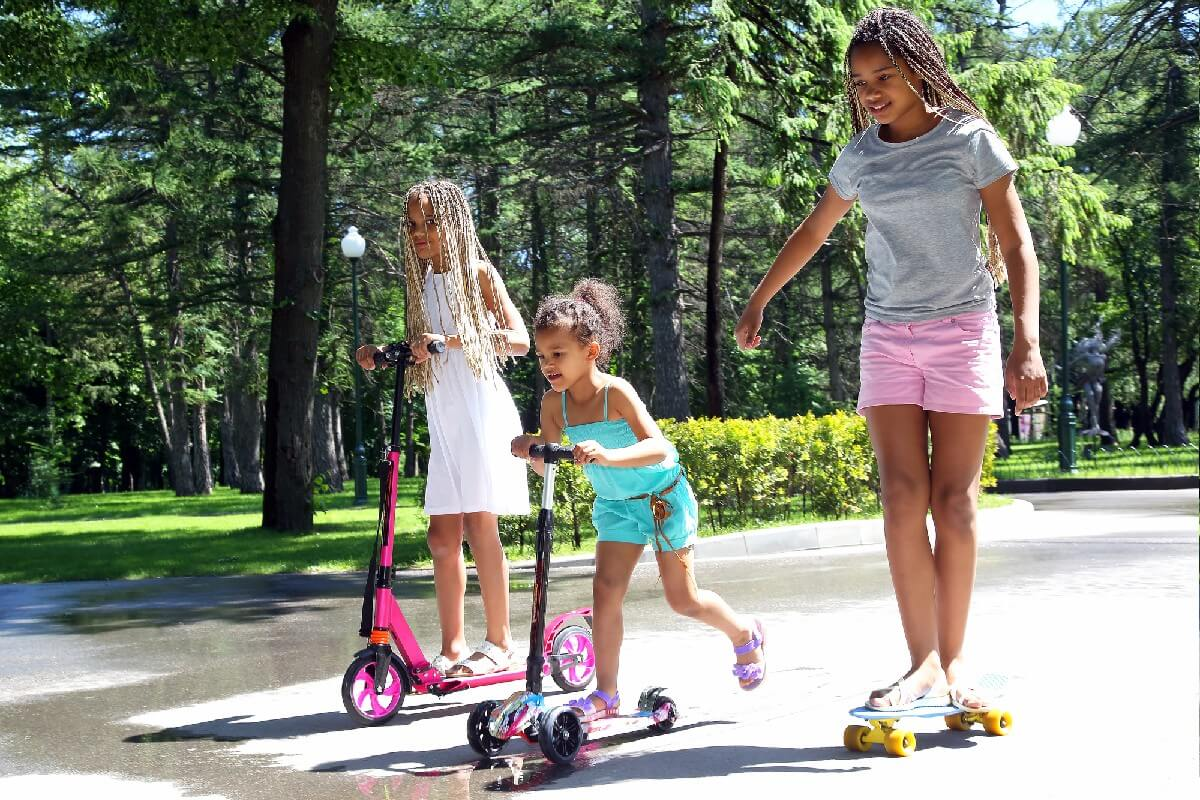 Best 3 Wheeled Electric Scooters For Kids
