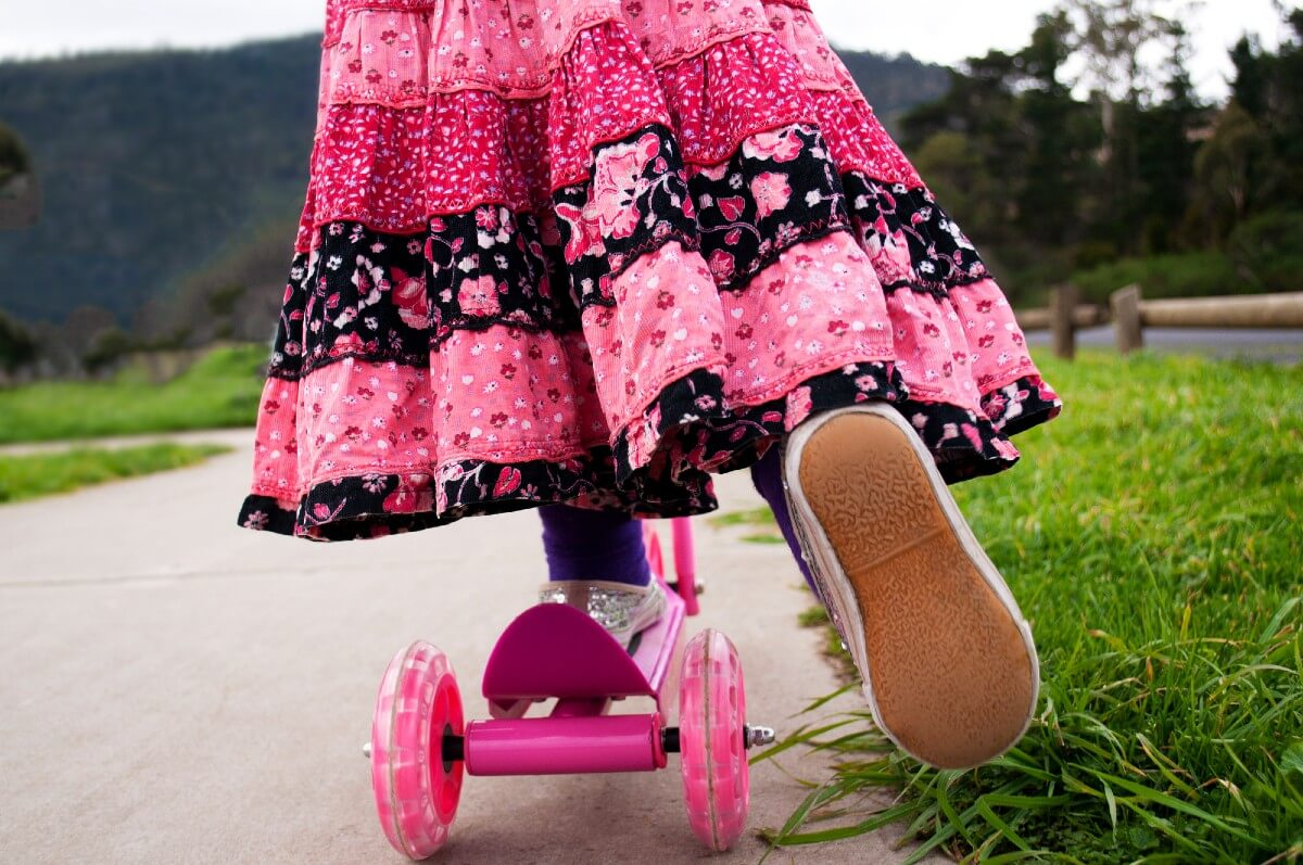 Best Pink Electric Scooters With Seats