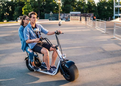 Electric Scooter Bikes For Adults