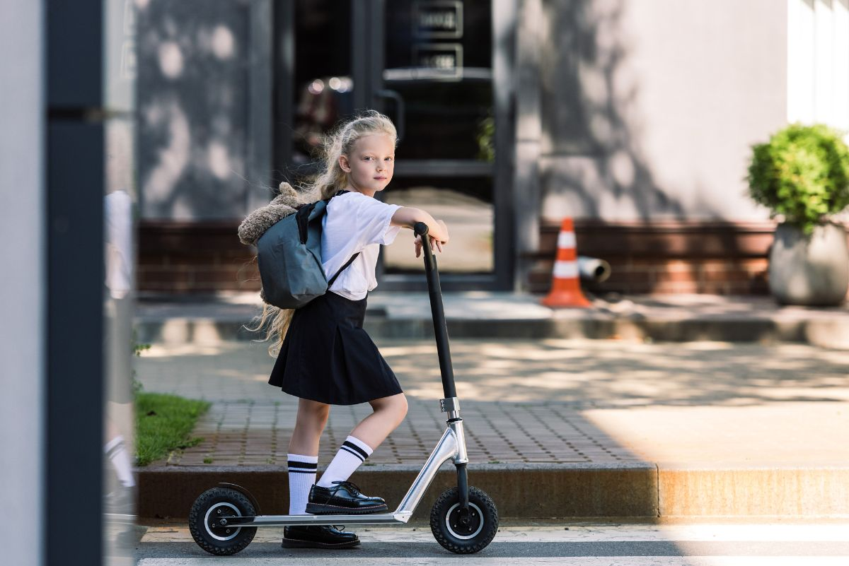 Electric Scooters Under $100 for kids