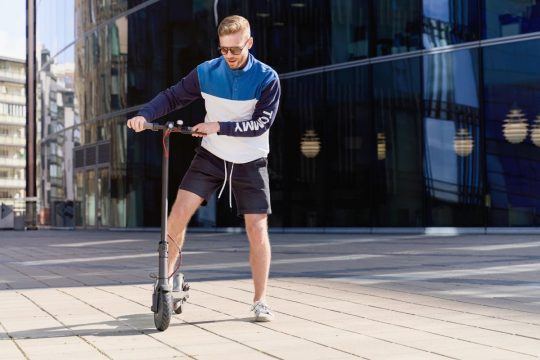 Fast Electric Scooters for Adults