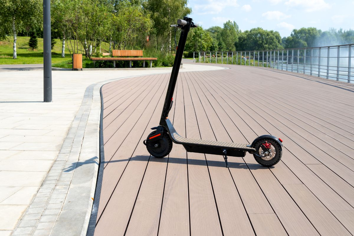 Fast Electric Scooters for Adults in the streets