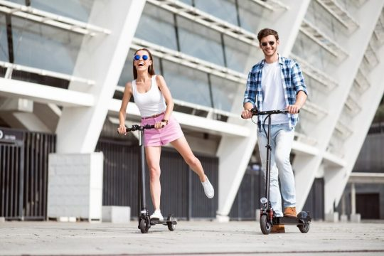 How Much Does An Electric Scooter Cost_