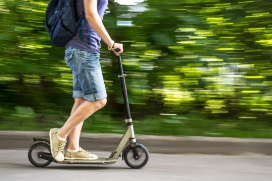 How To Make Electric Scooter Faster
