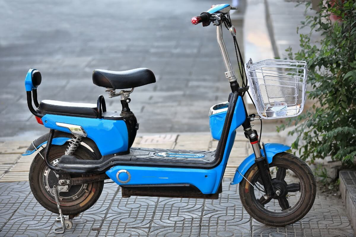 Seated Electric Scooter Cost