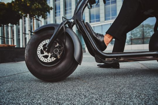 The 5 Best Fat Tire Electric Scooters