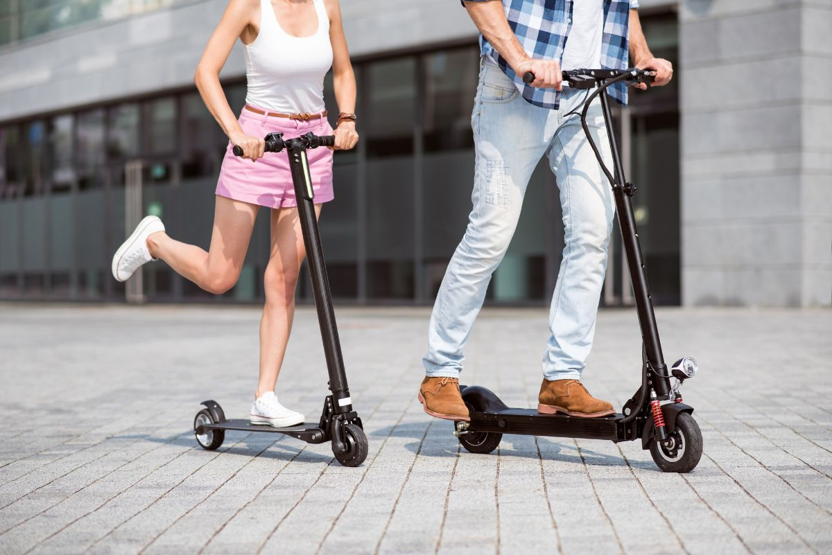 What Things do You Need to Make an Electric Scooter