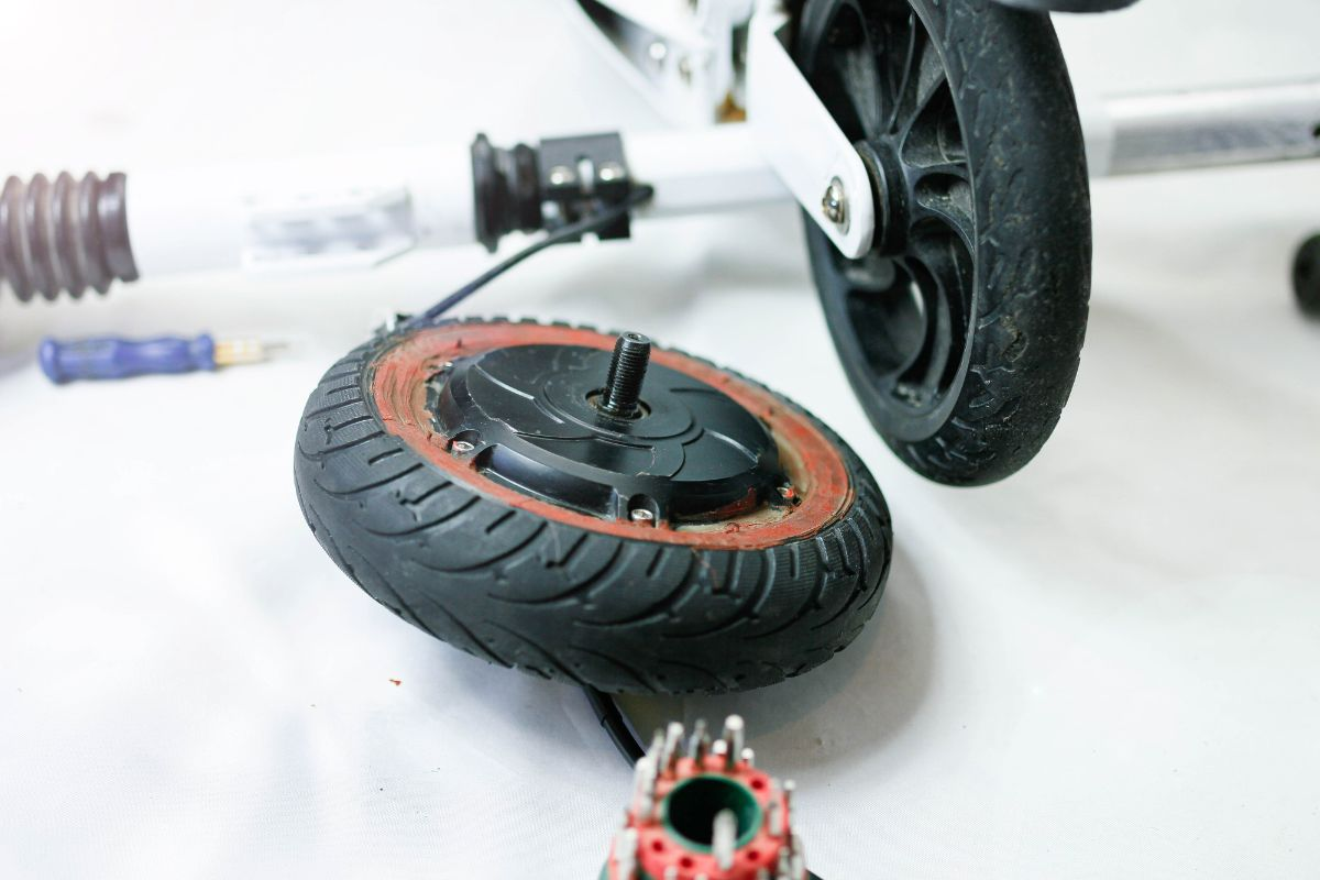 Where To Fix An Electric Scooter