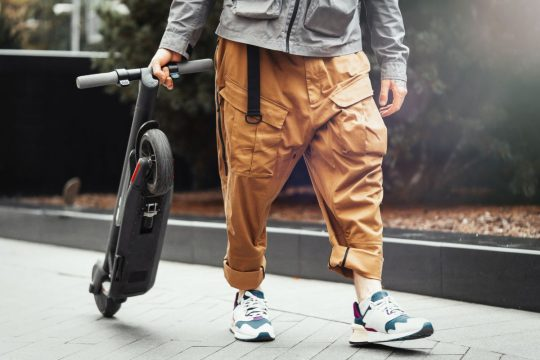 best foldable electric scooter for adults