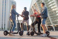 Best Electric Scooters For College Students
