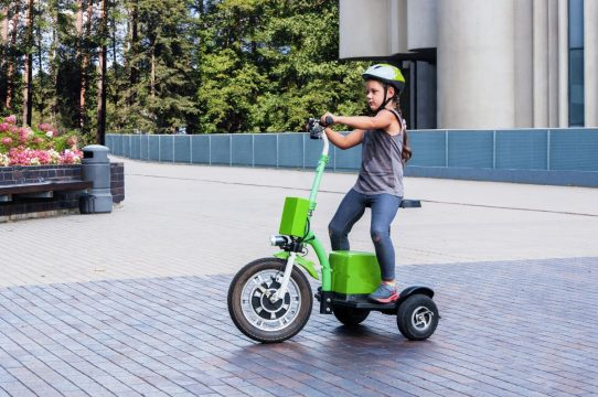 Best Kids' Electric Scooter With Seat