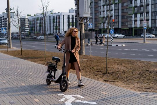 Best Razor Electric Scooter With Seat