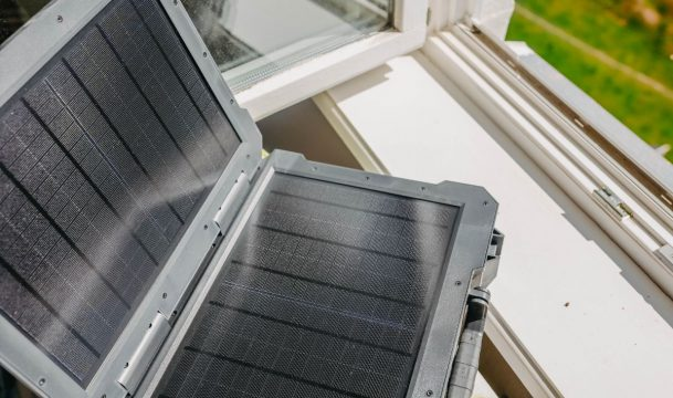 Best Solar Charger for Electric Scooter