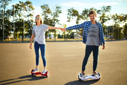 Best Two Wheel Electric Scooter With Bluetooth