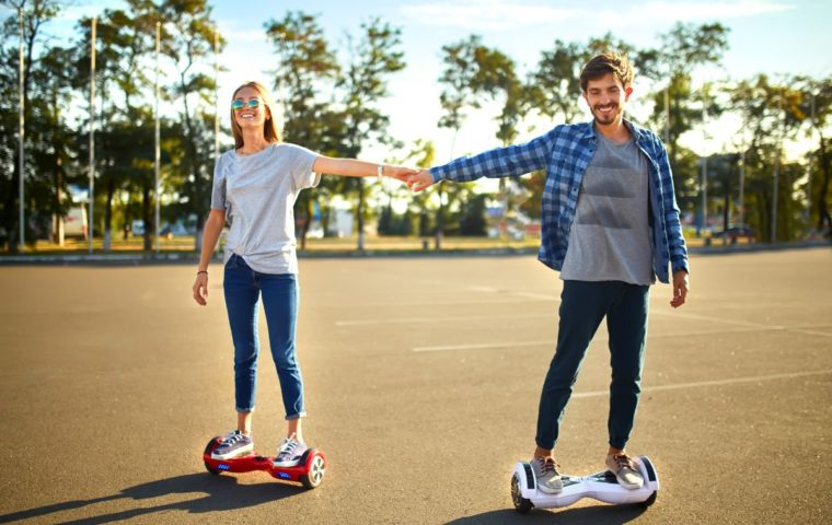 Best Two Wheel Hoverboard With Bluetooth