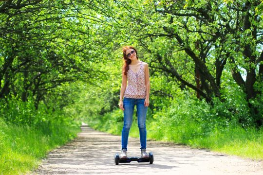 Cheapest Self-Balancing Electric Scooter