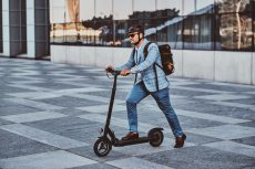 Electric Scooter With Longest Range