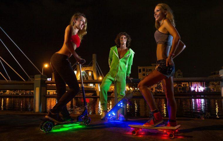 Electric Skateboard vs. Electric Scooter