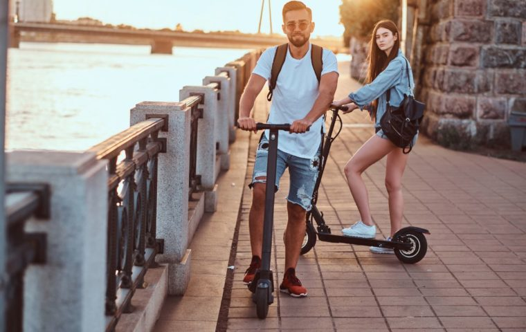 How Does An Electric Scooter Work?