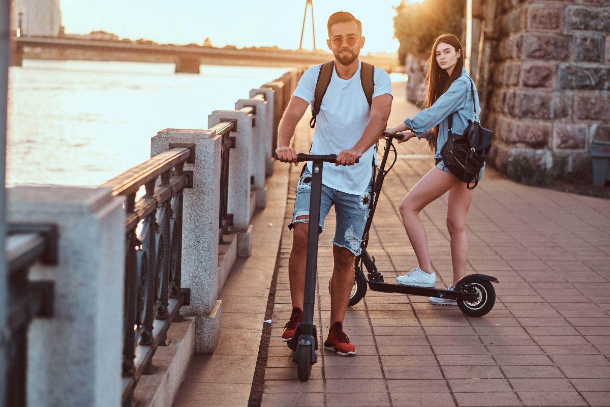 How Does An Electric Scooter Work