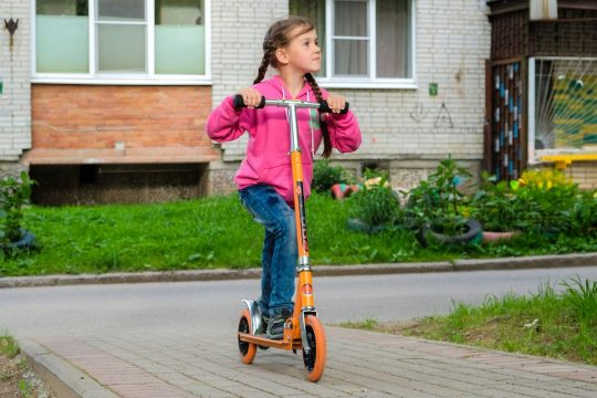 Razor Electric Scooters for girls