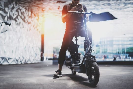 Schwinn S 180 Electric Scooter