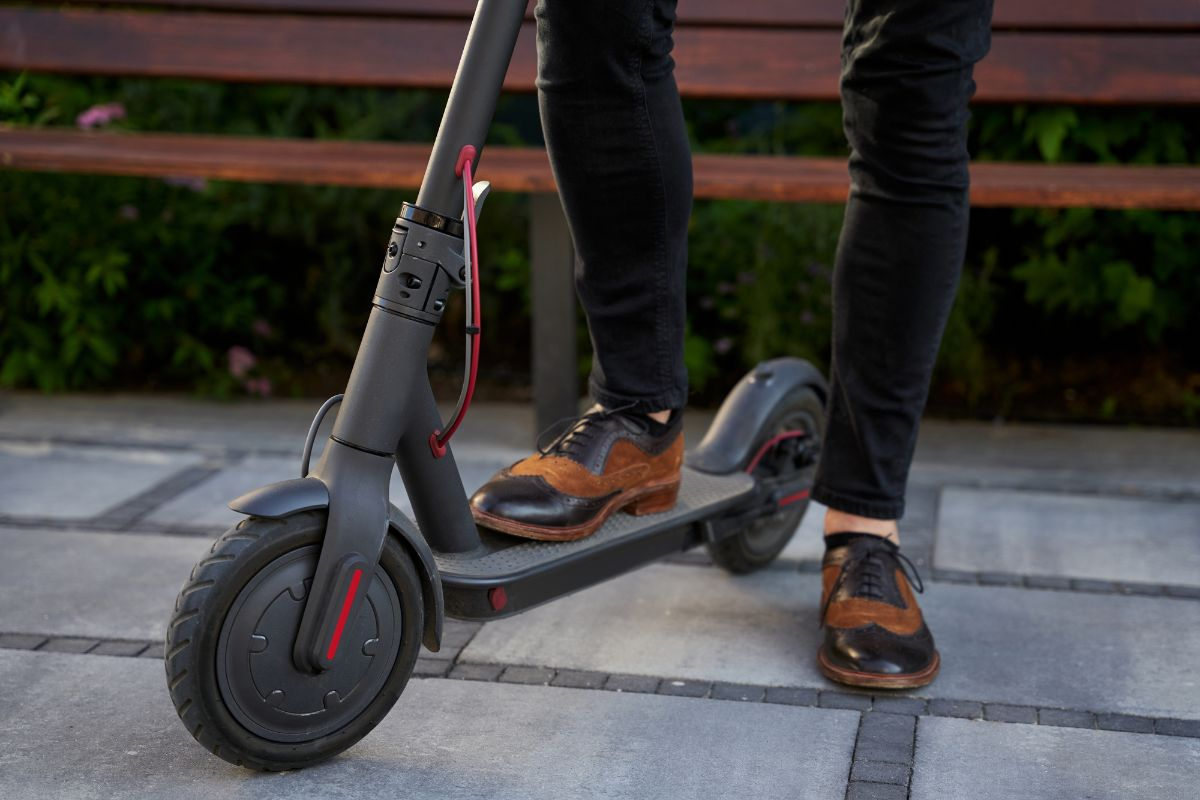 electric scooter wheels focus